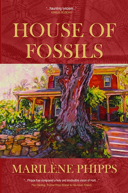 House of Fossils Book Cover